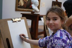 Art Camp at Golden Key Art